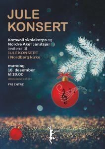 Julekonsert 2019